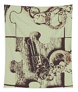 Evidential Mystery Tapestry