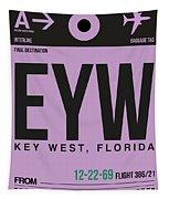 Eyw Key West Luggage Tag I Tapestry