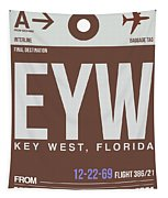 Eyw Key West Luggage Tag II Tapestry