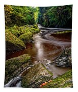 Fairy Glen Gorge Tapestry