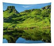 Fairy Glen, Isle Of Skye Tapestry