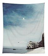 Falaise D'amont - Etretat - France Tapestry