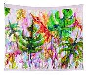 Merry Go Round Tapestry