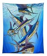 Fantasy Slam Tapestry