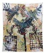 Feeding Frenzy Tapestry
