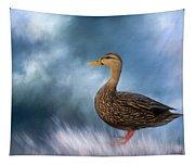 Female Mallard Duck Tapestry