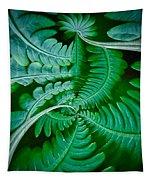Fern Dance Tapestry