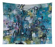 Finding Magnificence Tapestry