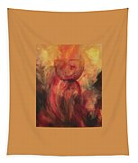 Fire Earth Latte Stone Tapestry