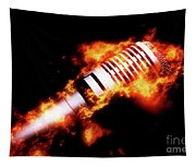 Fire It Up Tapestry