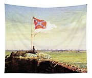 Flag Of Fort Sumter Tapestry