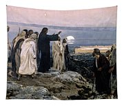 Flevit Super Illam, 1892 Tapestry