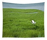 Salt Marsh Flight Tapestry