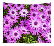 Flower Patterns Collection Set 04 Tapestry