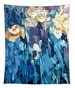 Flowery Appearance Tapestry