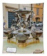 Fontana Delle Tartarughe Tapestry