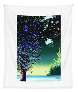 Forest Morning Tapestry