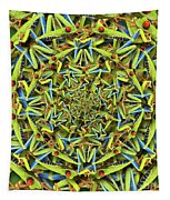 Forms Of Nature #14 Tapestry