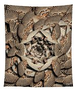 Forms Of Nature #16 Tapestry