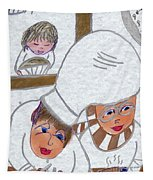 French Chefs Tapestry