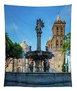 Fuente De Puebla Tapestry
