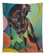Future Horse Tapestry