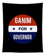 Ganim For Governor 2018 Tapestry