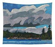 Gargantua Harbour Island Tapestry
