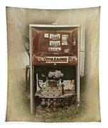 Gas Pump - Everett Corner Store Tapestry