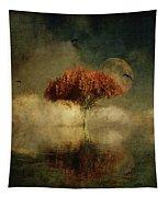 Giant Oak In A Dream Tapestry by Jan Keteleer