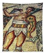 Gladiator Tapestry