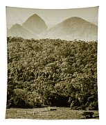 Glass House Mountains Tapestry