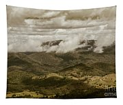 Glorious Cloud Cover Tapestry