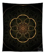 Gold Inlay Tapestry