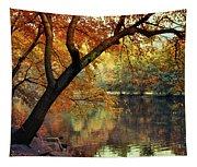 Golden Slumber Tapestry