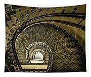 Golden Stairway Tapestry