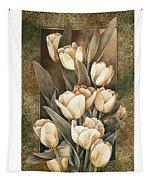 Golden Tulips    Tapestry