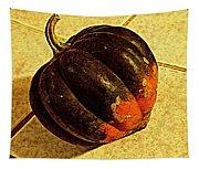 Gourd On Tile Tapestry
