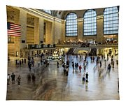 Grand Central Motion Tapestry