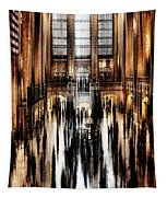 Grand Central Station Tapestry