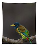 Great Barbet Tapestry