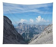 Grey Mountains Tapestry