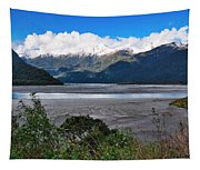 Haast Valley - New Zealand Tapestry