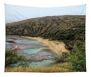 Hanauma Bay Beach Park Tapestry