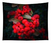 Happy Berries Tapestry