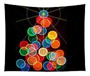 Happy Holidays - 2015-r Tapestry