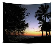 Hawaii Sunset Tapestry