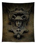 Head Of Mercury Tapestry