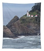 Heceta Head Light Tapestry