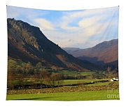 Helm Crag And Wythburn Fells Above Grasmere In The Lake District Tapestry